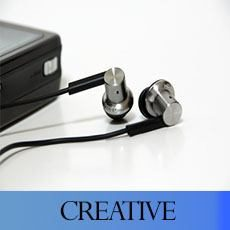 Auriculares Creative inalámbricos