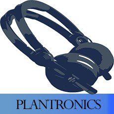 Auriculares Plantronics inalámbricos