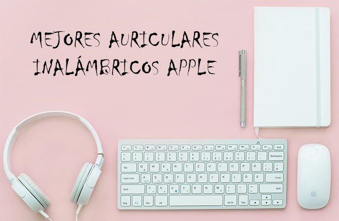 auriculares inalambricos apple