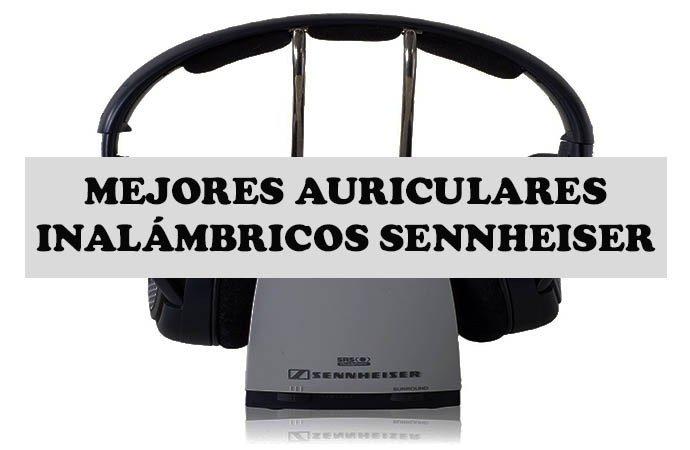 auriculares inalambricos sennheiser