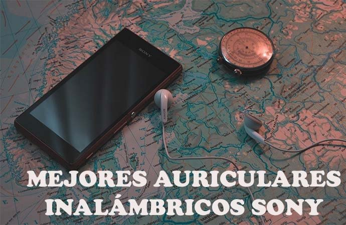 auriculares inalambricos sony