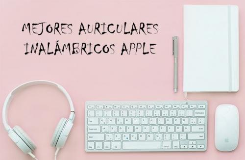 Auriculares inalambricos apple