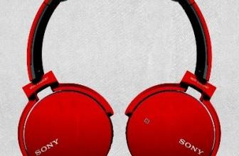 Sony MDR-XB650BTR